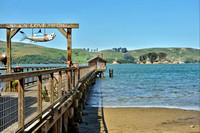 Nick's Cove - Point Reyes, Marshall, Ca.