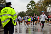 2013 Houston Marathon Race