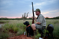 Dove Hunt 2013 Haskell, Texas