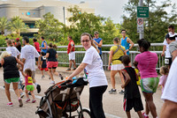 8294 -Dad's Day 5k Run, Downtown Houston