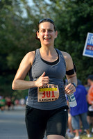 Heights 5k Fun Run, Houston Texas - June 2, 2012