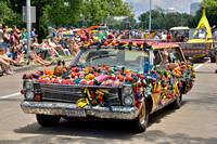 5659 - Art Car Parade in Houston, Texas.