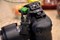 Nikon D800,  L- Bracket with CustomSLR, M-Plate. - 6/5/2013