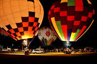 NASA - Balloon Glow