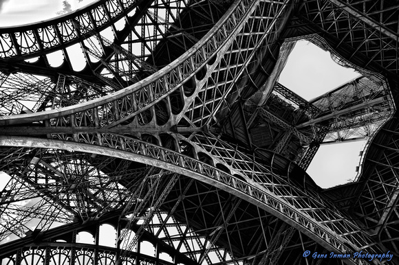 GPI_3300 Eiffel Tower, Paris, France -2009