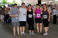 8253 -Dad's Day 5k Run, Downtown Houston