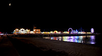 7358 - Galveston Island Beach - Texas, Pleasure Pier